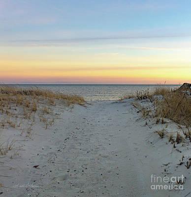 Photograph - Beach Break by Michelle Constantine