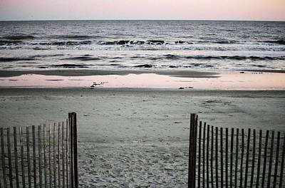 Photograph - Beach Entrance by Cynthia Guinn