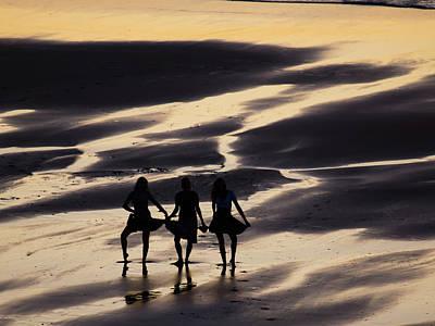 Photograph - Beach Fashion I by Jorg Becker