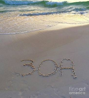 Sea Wall Art - Photograph - Beach Happy by Megan Cohen