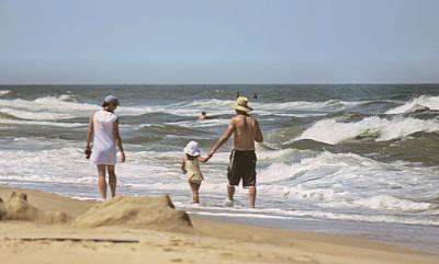 Photograph - Beach Moment by JAMART Photography