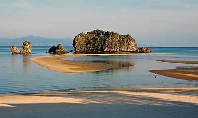 Photograph - Beach Scenery At Langkawi by Thomasfluegge