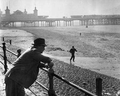 Photograph - Beach Training by Bert Hardy