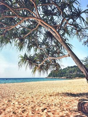 Photograph - Beach Vibes - Phuket by Georgia Fowler
