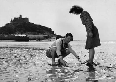 Photograph - Beach Walk by Frank Rosis