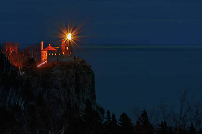 Photograph - Beacon In The Night by Susan Rissi Tregoning
