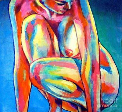Painting - Beam Of Light by Helena Wierzbicki