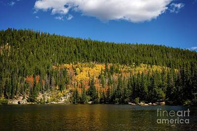 Photograph - Bear Lake Autumn Colors 2018 by Jon Burch Photography