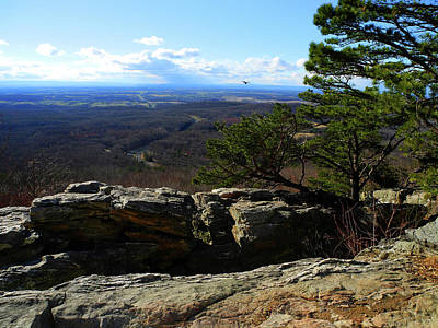 Photograph - Bear's Den Overlook by Raymond Salani III