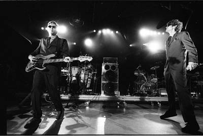 Photograph - Beastie Boys At The Greek by Stephen Albanese