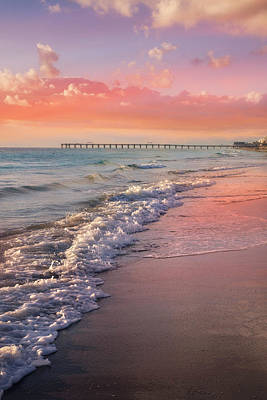 Photograph - Beautiful Beach Day by Debra and Dave Vanderlaan