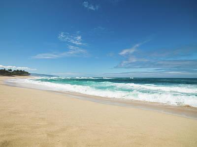 Photograph - Beautiful Beach Hawaii by Mlenny