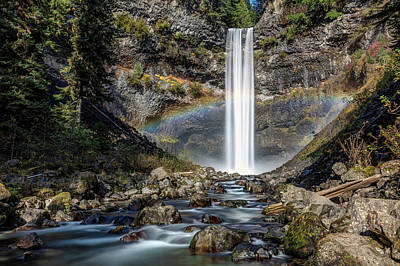 Photograph - Beautiful Brandywine Falls by Pierre Leclerc Photography