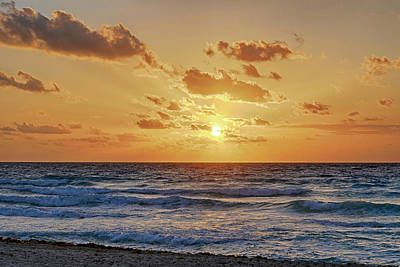 Photograph - Beautiful Cancun Sunrise Cancun Mexico by Toby McGuire