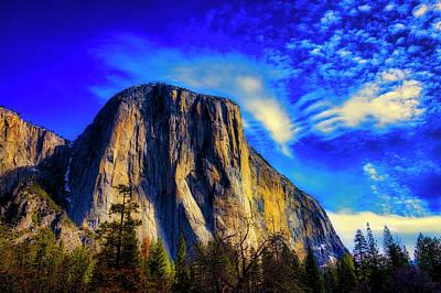 Photograph - Beautiful El Capitan by Garry Gay