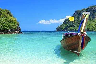 Photograph - Beautiful Island by Vuk8691