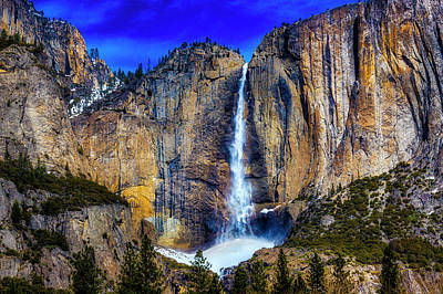 Photograph - Beautiful Upper Falls by Garry Gay