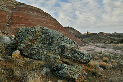 Photograph - Beautiful Wash At Ruby Mountain by Ray Mathis