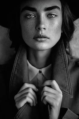 Photograph - Beautiful Woman by Coffeeandmilk