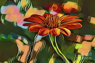 Photograph - Beauty 22718 by Ray Shrewsberry