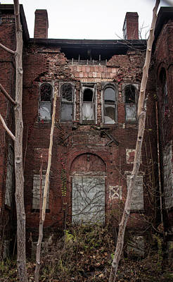 Beauty In Decay Art Print