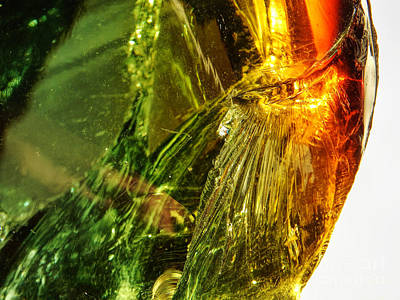 Photograph - Beauty Of Glass by Phil Perkins