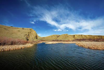 Photograph - Beaver Creek Water by Todd Klassy
