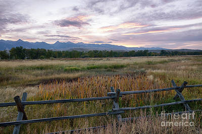 Photograph - Beaverhead Dawn by Idaho Scenic Images Linda Lantzy