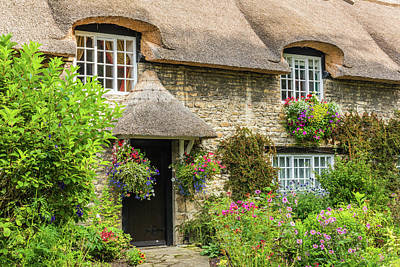 Photograph - Beck Isle Cottage, Thornton-le-dale by David Ross