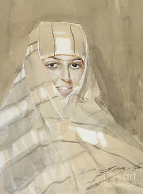 Painting - Bedouin Girl, 1886 by Anders Leonard Zorn