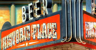 Photograph - Beer Place by Jerry Sodorff