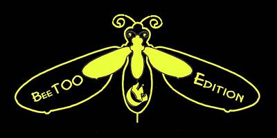 Digital Art - Beetoo Edition Logo by Dawn Sperry