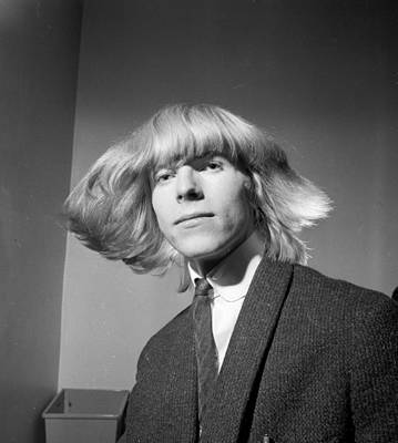 Photograph - Before Bowie by Potter