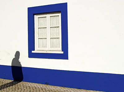 Photograph - Behind A Bright Woman by Isabel Solano Photography (portugal)