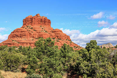 Photograph - Bell Rock, Sedona by Dawn Richards