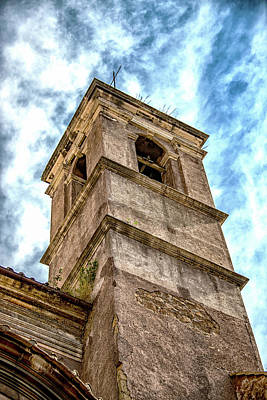Photograph - Bell Tower by Joseph Yarbrough