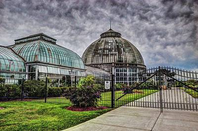 Photograph - Belle Isle Conservatory Dsc_0907 by Michael Thomas