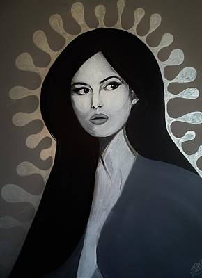 Painting - Bellucci by MB Dallocchio