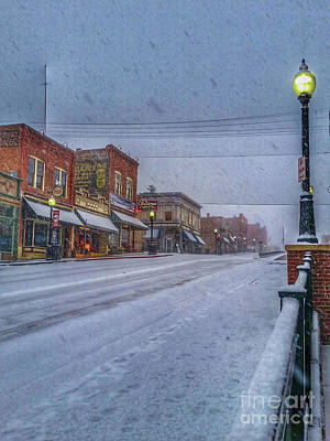Photograph - Bennett Ave - Cripple Creek by Tony Baca