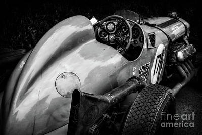 Photograph - Bentley Classic Car by Adrian Evans