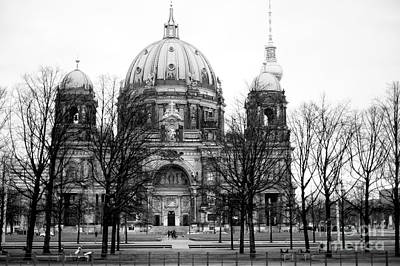 Photograph - Berlin Landmarks by John Rizzuto