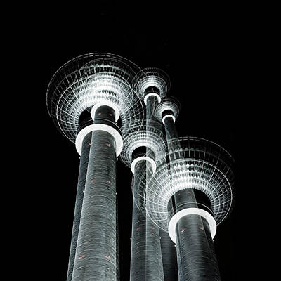 Photograph - Berlin Television Tower by Martin Holtkamp