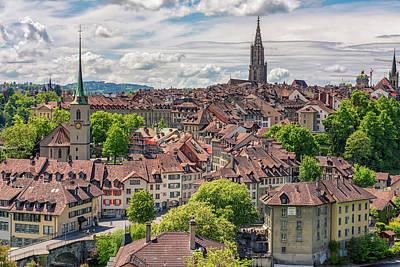 Photograph - Bern Altstadt by Liran Eisenberg