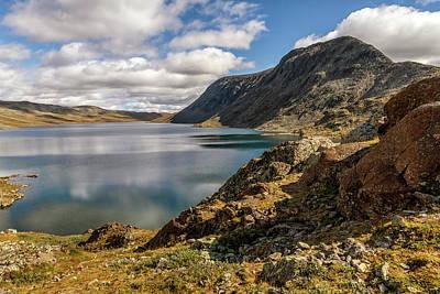 Photograph - Besseggen Ridge by Mike Santis
