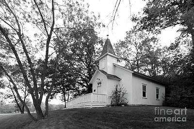 Photograph - Bethel University Scandia Church by University Icons
