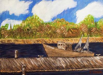 Painting - Betty Ann by Randy Sylvia