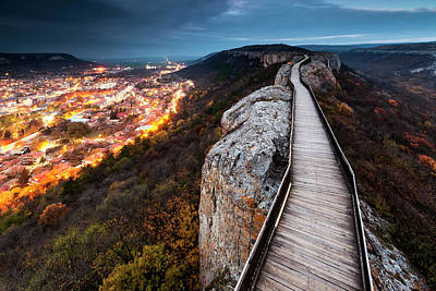 Photograph - Between Epochs by Evgeni Dinev