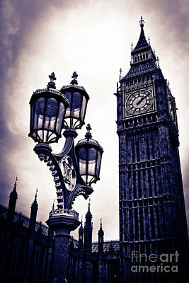Photograph - Big Ben by Arnaldo Tarsetti