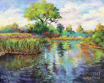 Painting - Big Branch Marsh by Dianne Parks
