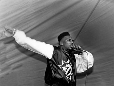 Photograph - Big Daddy Kane Live In Concert by Raymond Boyd